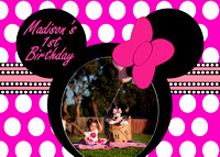 Madisons Bday card Front